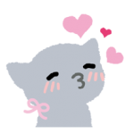 Kutsushita Nyanko Stiker 1