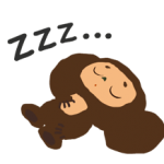 Stickers Cheburashka 24