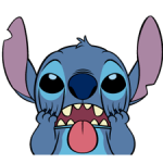 Stitch matricák 2 1
