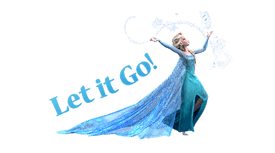 Frozen Stickers 1