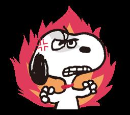 Snoopy ★ Vintage ਸਟਿੱਕਰ 1