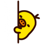 Rilakkuma & Kiiroitori Stickers 1