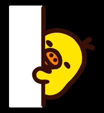 松弛熊&Kiiroitori贴纸 1