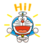 Doraemon Stickers 3 1