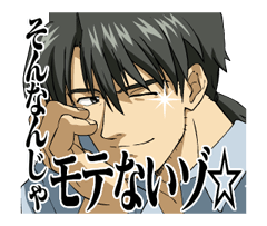 EVANGELION Stickers 9