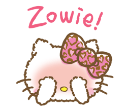 Hello Kitty: Adorable Stickers 10