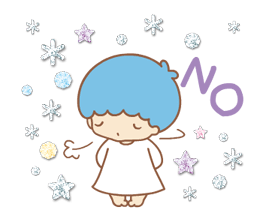 Little Twin Stars: Twinkly Stickers 10
