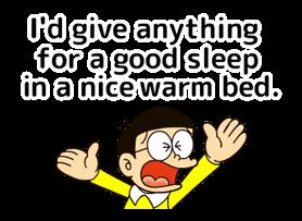 Doraemon: Котировки Наклейки 10