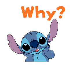 Stitch (Rowdy) Stickers 10