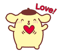 Pompompurin Stickers 2 10