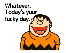 Doraemon's Adages Stickers 10