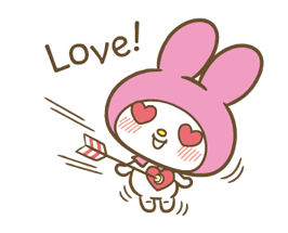 My Melody: Sweet as Can Be! Stickers 2 10