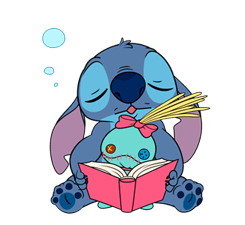 Stitch & Scrump Stickers 10