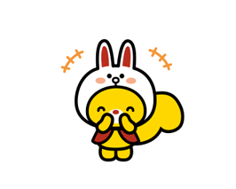 LINE FRIENDS & HELLO KITTY 10