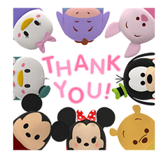 Disney Tsum Tsum Stickers 10