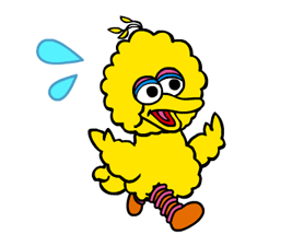 Sesame Street Stickers 8