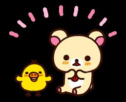 松弛熊&Kiiroitori贴纸 10
