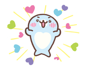 sangen! Pitter-patter Hearts Stickers 12