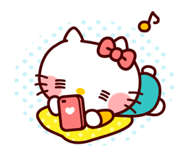 SANRIO CHARACTERS3 (Cartoons) Stickers 7