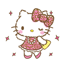 Hello Kitty: Adorable Stickers 11