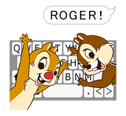 Chip 'n' Dale Stickers 11