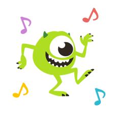 Monsters, Inc. Stickers 11