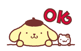 Pompompurin Stickers 2 11