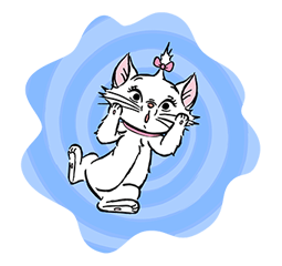 Disney Marie Stickers 11