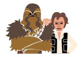 Star Wars Stickers 11