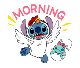 Stitch & Scrump Stickers 11