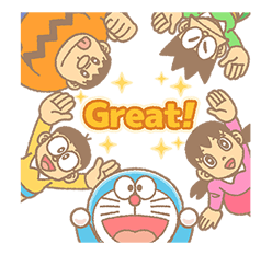 Doraemon 2 Stickers 11