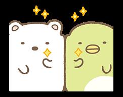 Stickers Sumikko Gurashi Corner 11