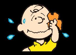Snoopy Наклейки 11