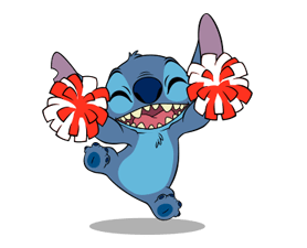 Stitch Stickers 2 11