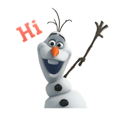 Frozen Stickers 11