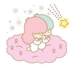 Little Twin Stars Stickers 11