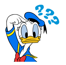 Donald Duck Stickers 11