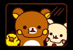 松弛熊&Kiiroitori贴纸 11