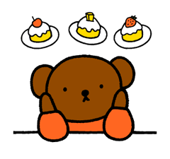 Miffy Stickers 24