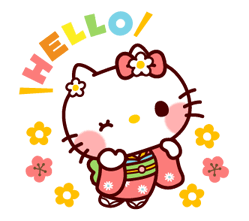 SANRIO CHARACTERS3 (Cartoons) Stickers 8