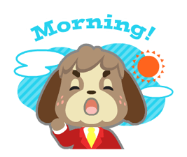 Animal Crossing Stickers 12