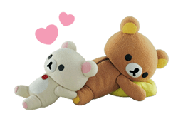 Rilakkuma Movie Tarrat 34