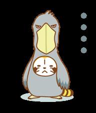 ANIMAL ☆ Rascal Klistermärken 12