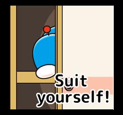 Doraemon: Котировки Наклейки 12
