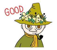 Moomin Stickers 2 12