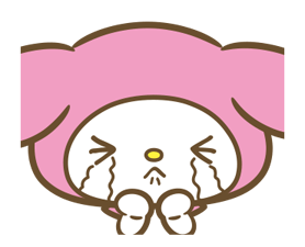 My Melody: Sweet as Can Be! Stickers 16