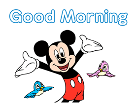 Mickey Mouse Stickers 16