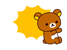 Rilakkuma: Freshly Baked Fun Stickers 12