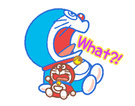 Doraemon & Dorami Stickers 12