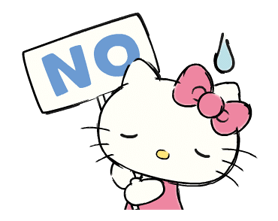 Hello Kitty's Daily Cuteness Stickers 12